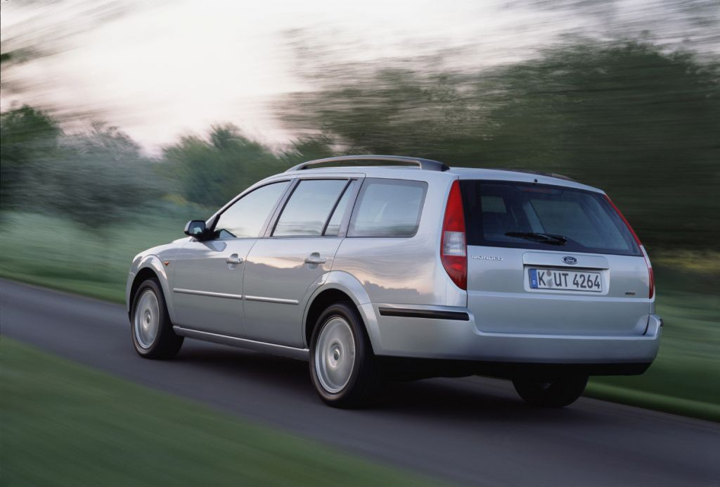 Ford Mondeo Estate Review 2000 2007 Parkers