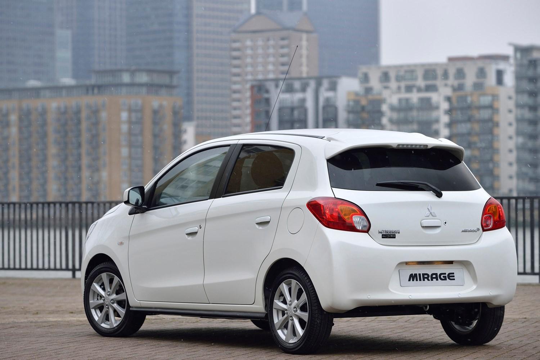 Mitsubishi Mirage Review 2019 Parkers