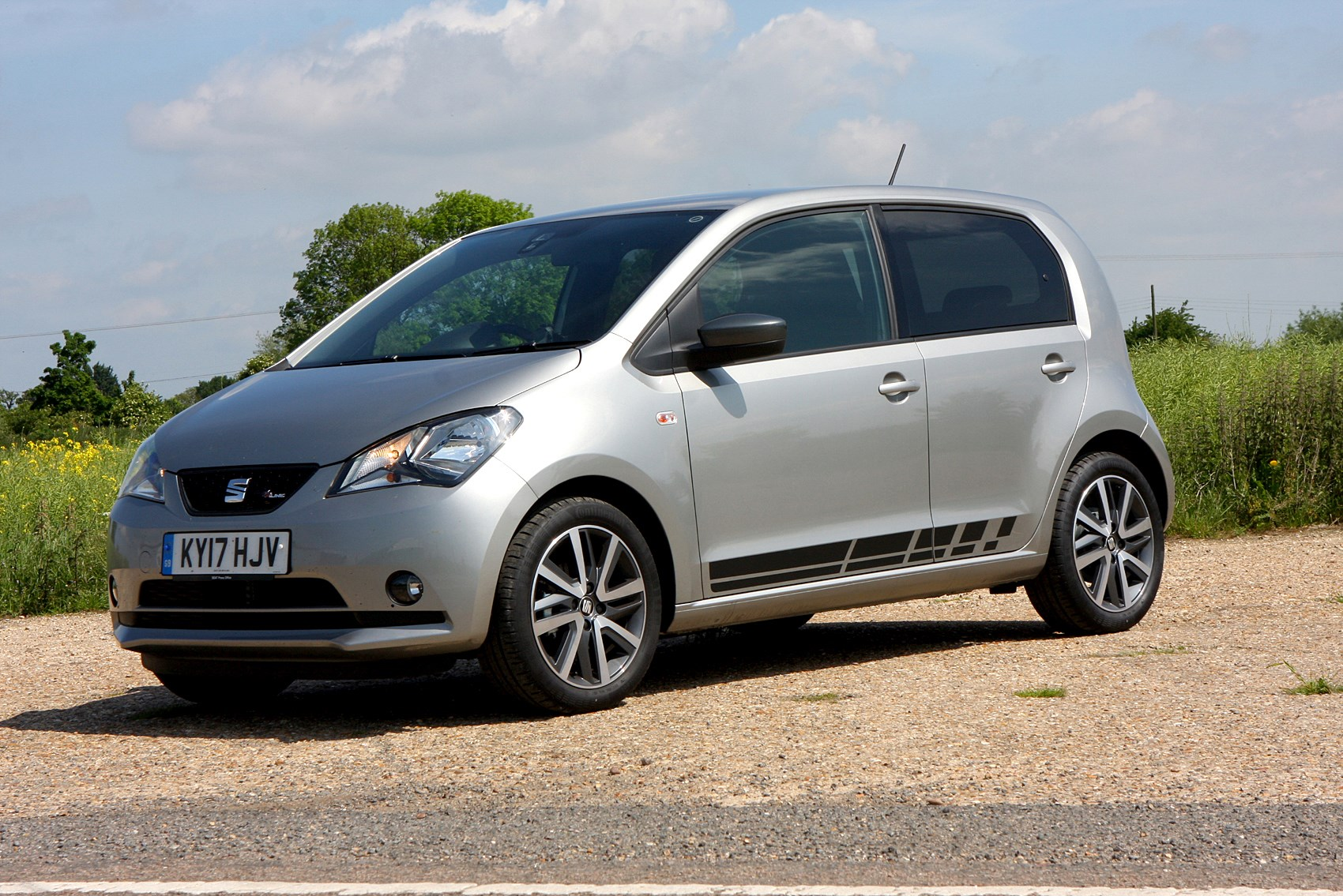 seat mii hatchback 2012 buying and selling parkers. Black Bedroom Furniture Sets. Home Design Ideas