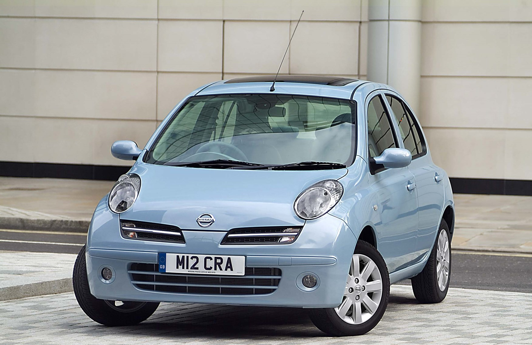 nissan micra hatchback review 2003 2010 parkers. Black Bedroom Furniture Sets. Home Design Ideas