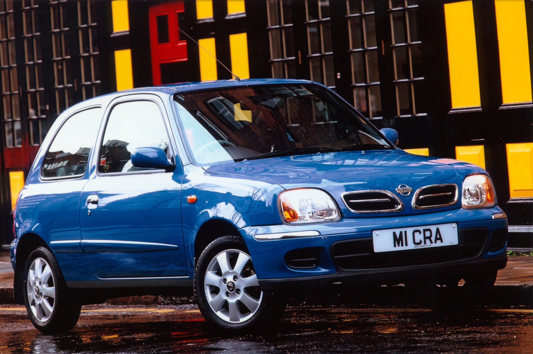 Nissan Used Cars For Sale >> Nissan Micra Hatchback Review (1993 - 2002) | Parkers