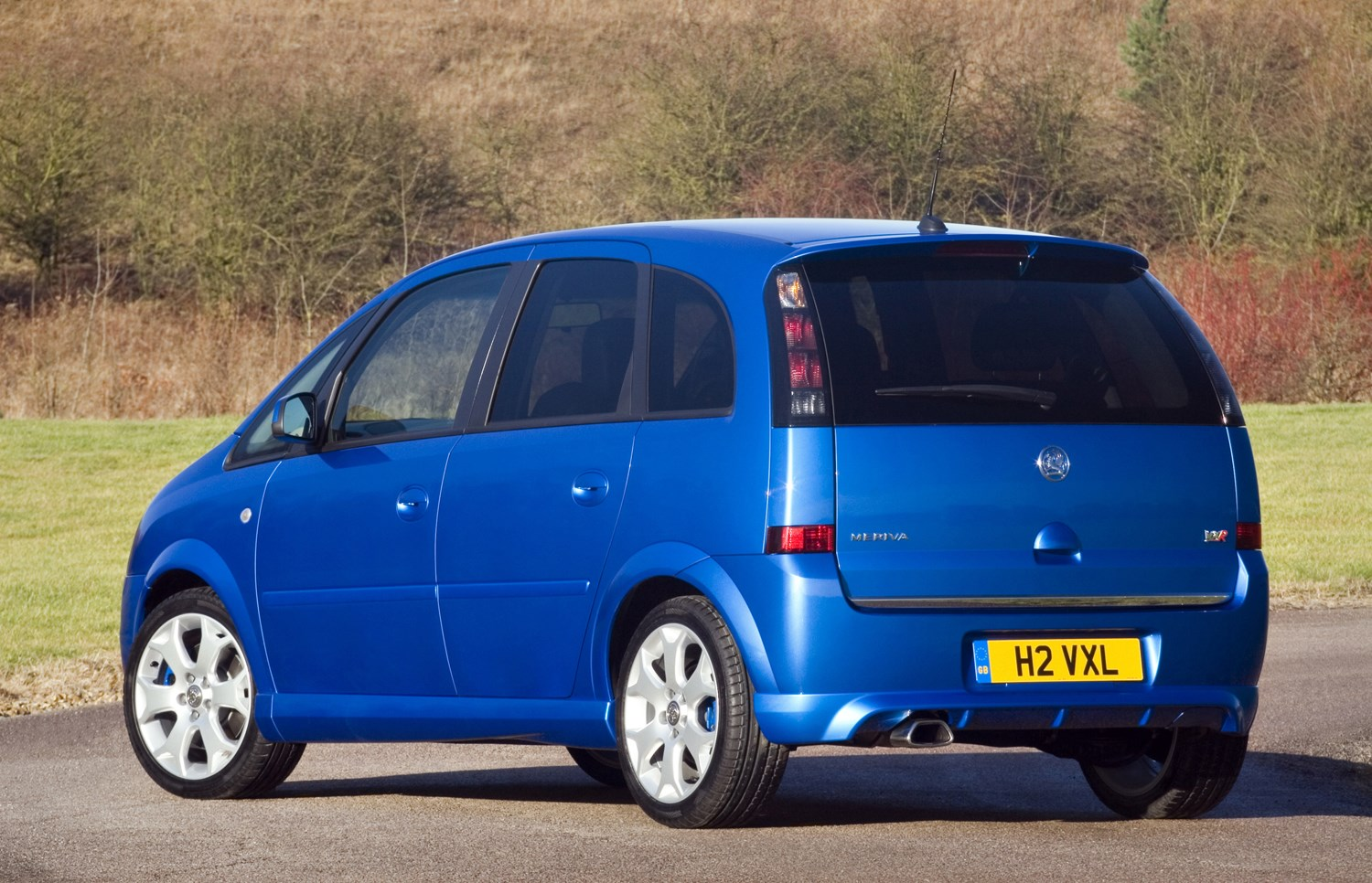 vauxhall meriva vxr 2006 2009 features equipment and accessories parkers. Black Bedroom Furniture Sets. Home Design Ideas