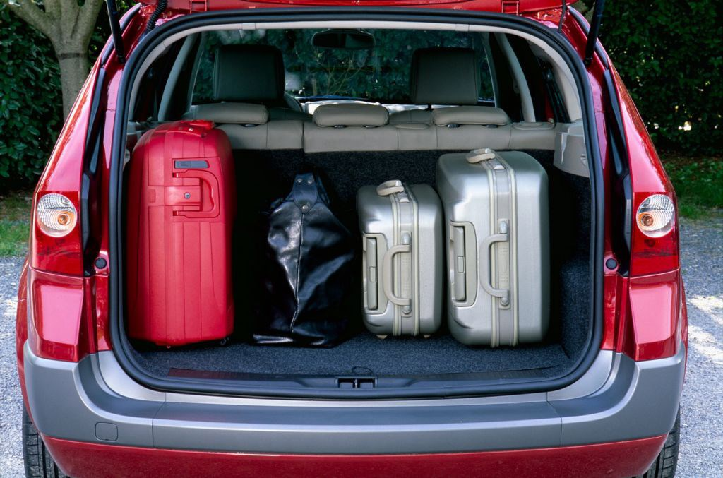 Ford Focus Sport >> Renault Megane Sport Tourer (2003 - 2006) Features, Equipment and Accessories | Parkers