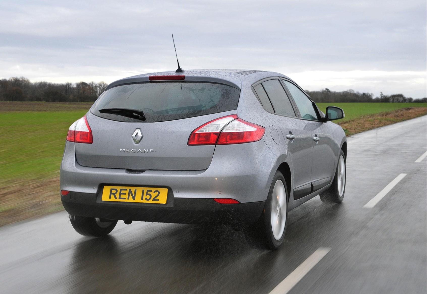 Used Renault Megane Hatchback (2008 - 2016) Practicality | Parkers
