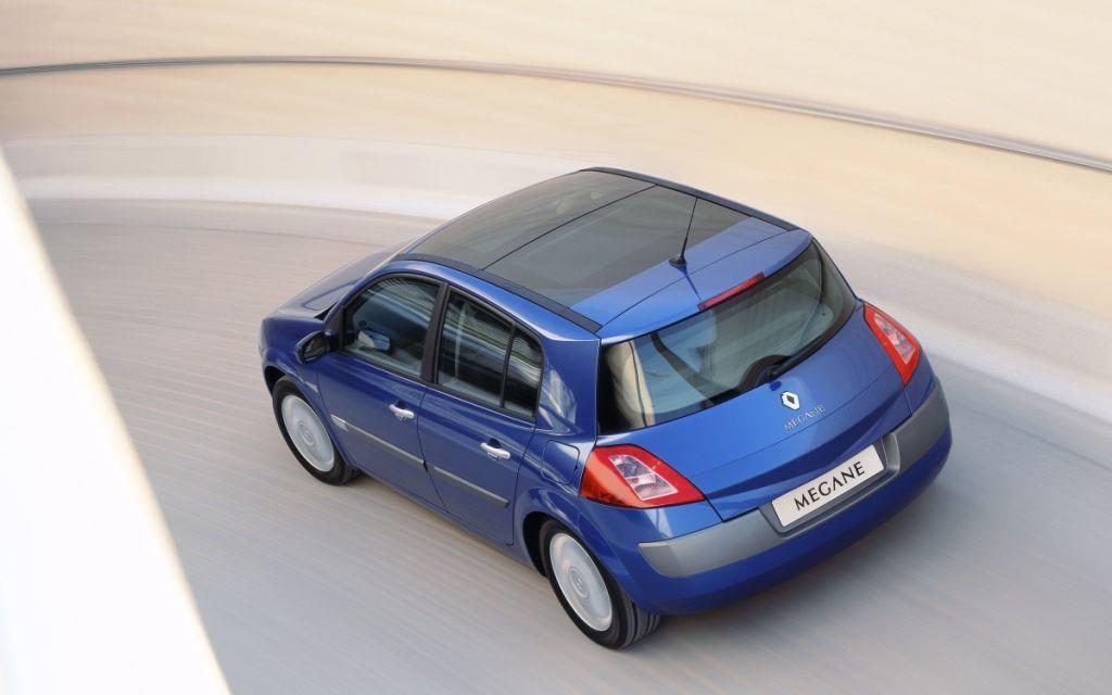 Renault Megane Hatchback Review 2002 2006 Parkers