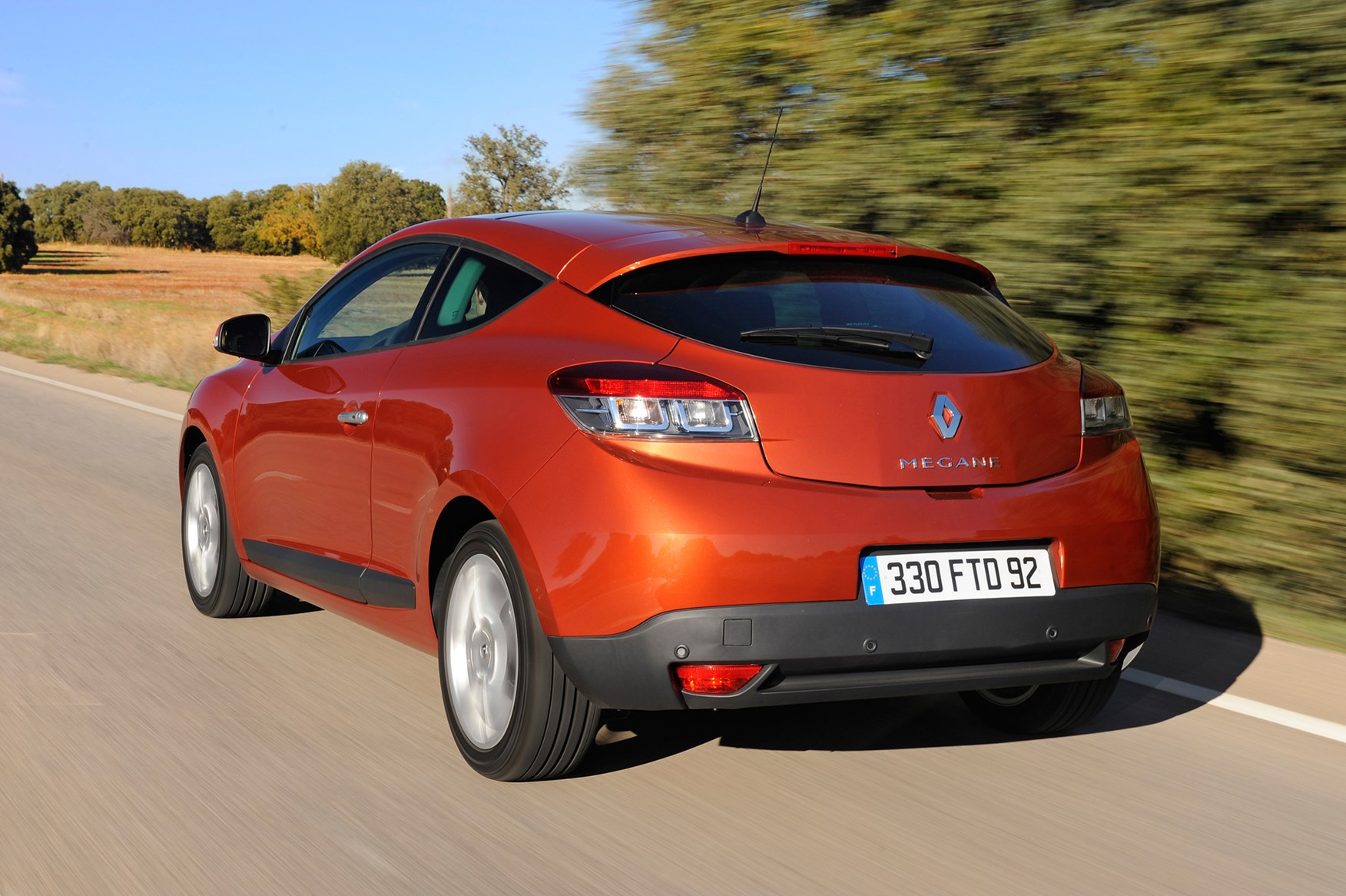 Used Renault Megane Coupe (2009 - 2016) Practicality | Parkers