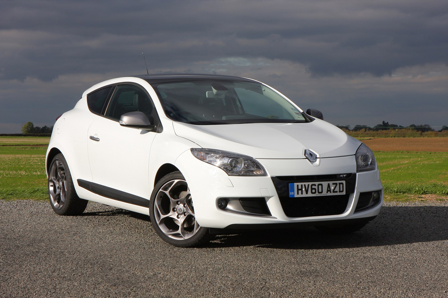 renault megane coupe review 2009 2016 parkers. Black Bedroom Furniture Sets. Home Design Ideas
