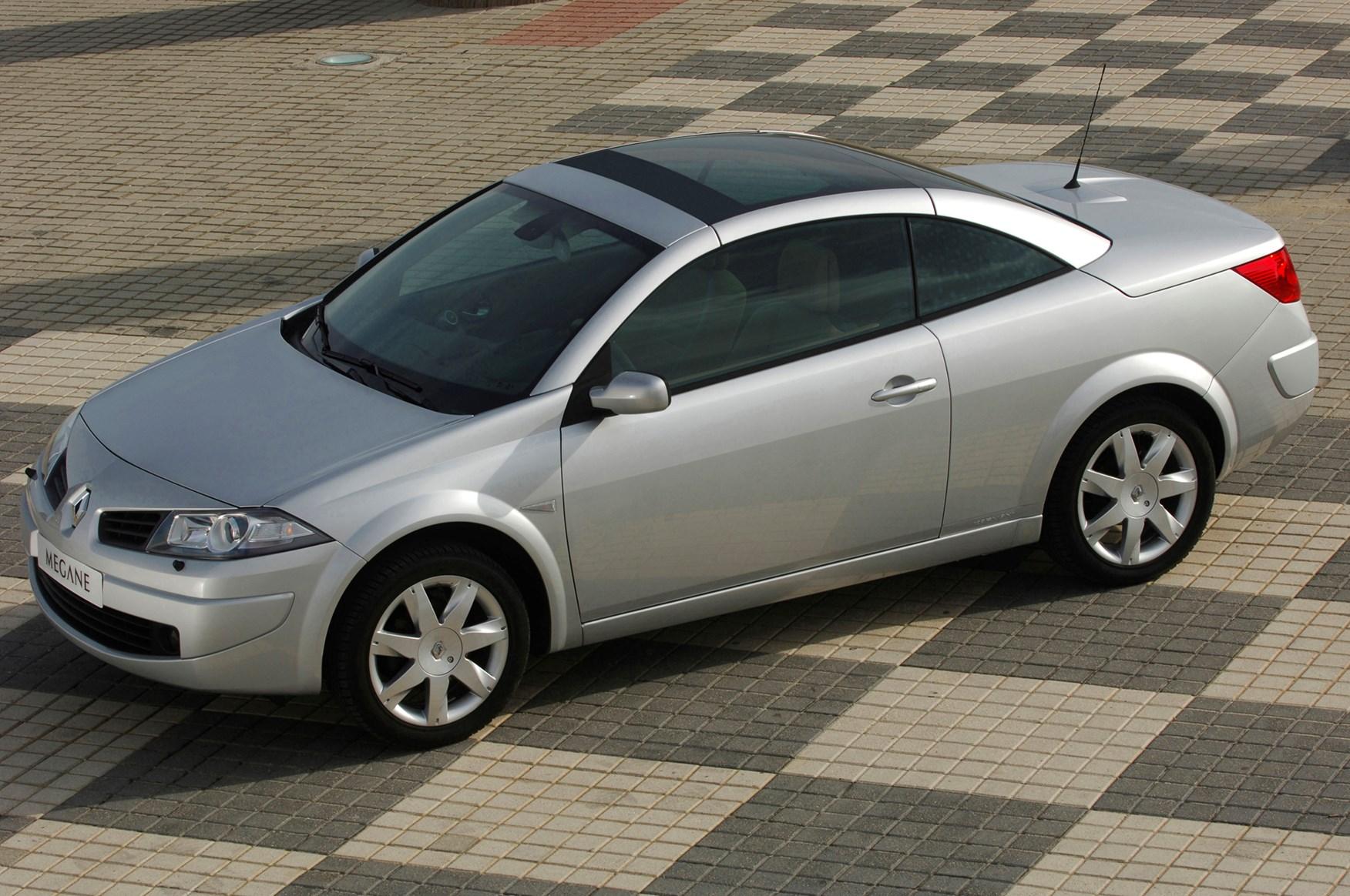 Used Renault Megane Cabriolet 2006 2009 Practicality Parkers