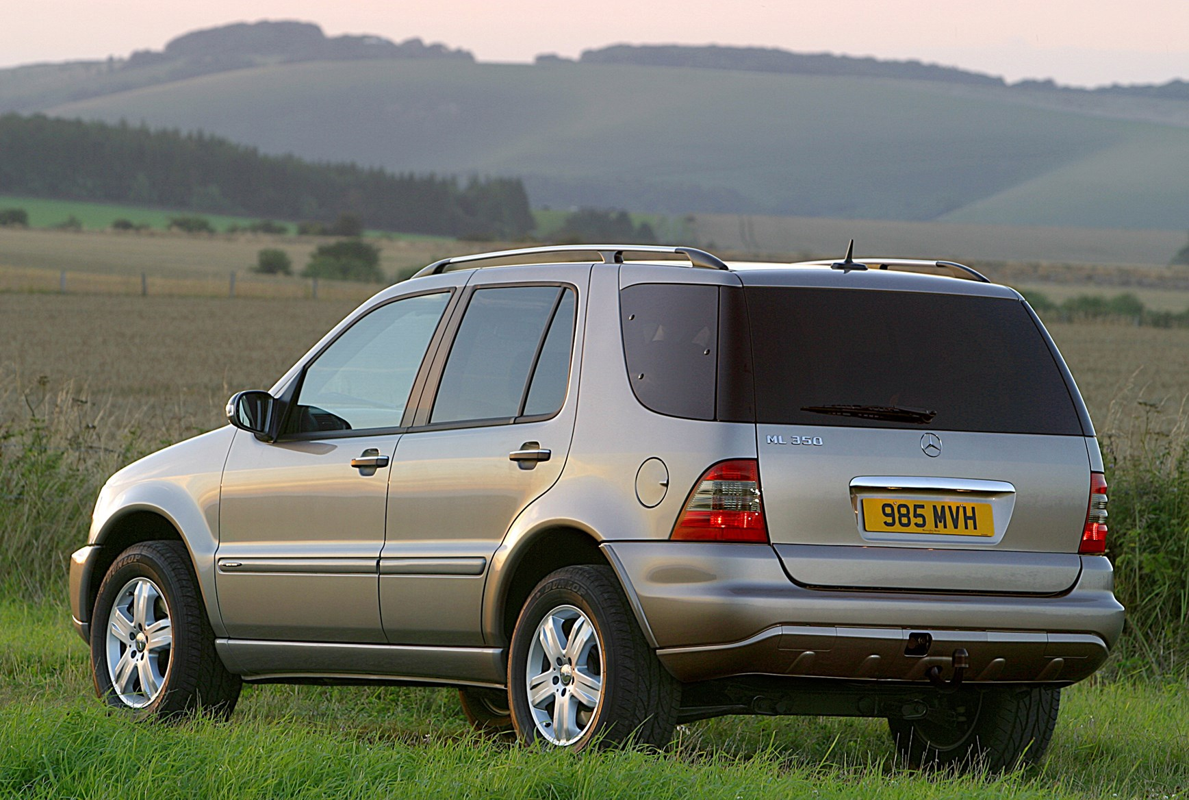 Mercedes Benz M Class Station Wagon Review 1998 2004