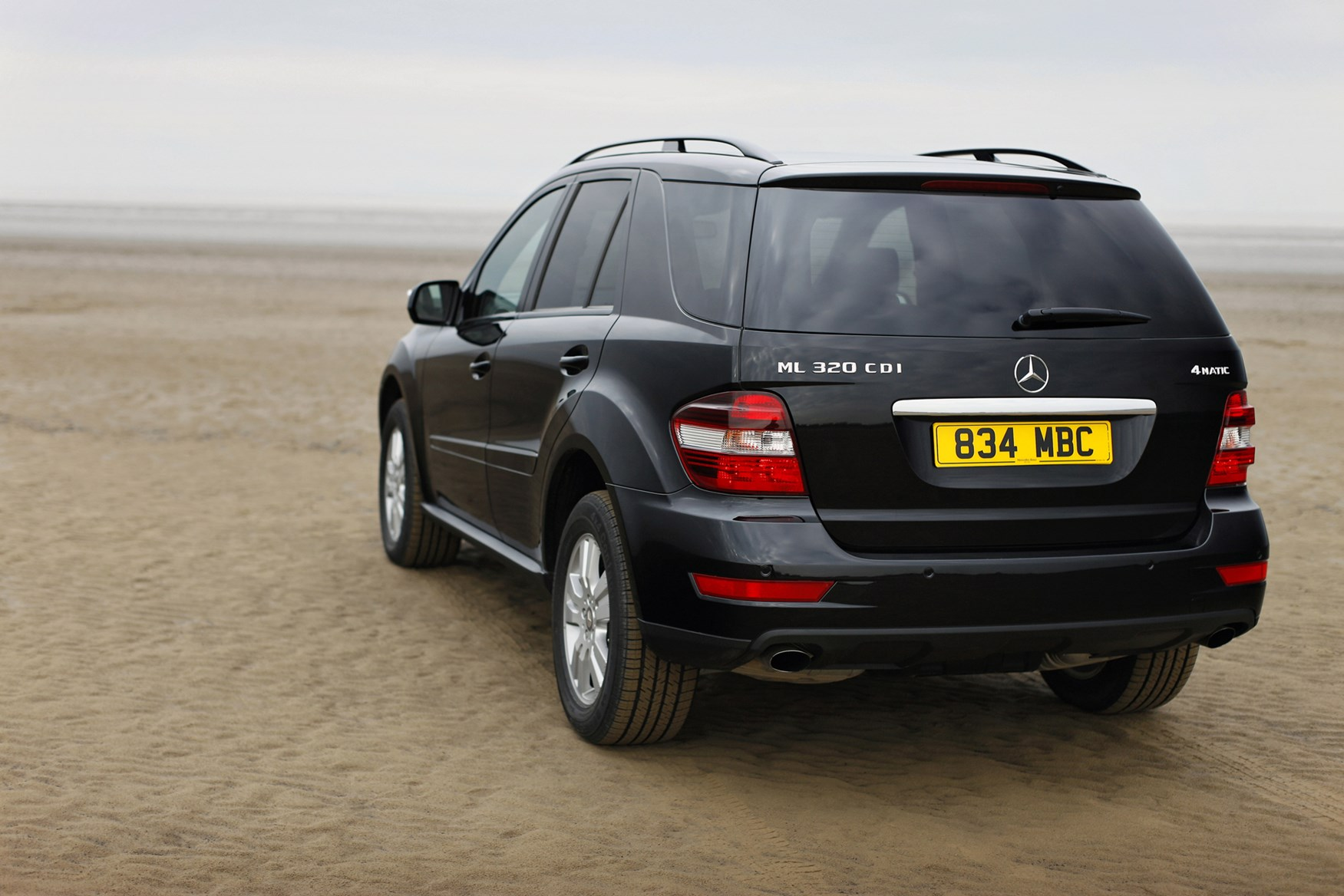 mercedes ml300 review