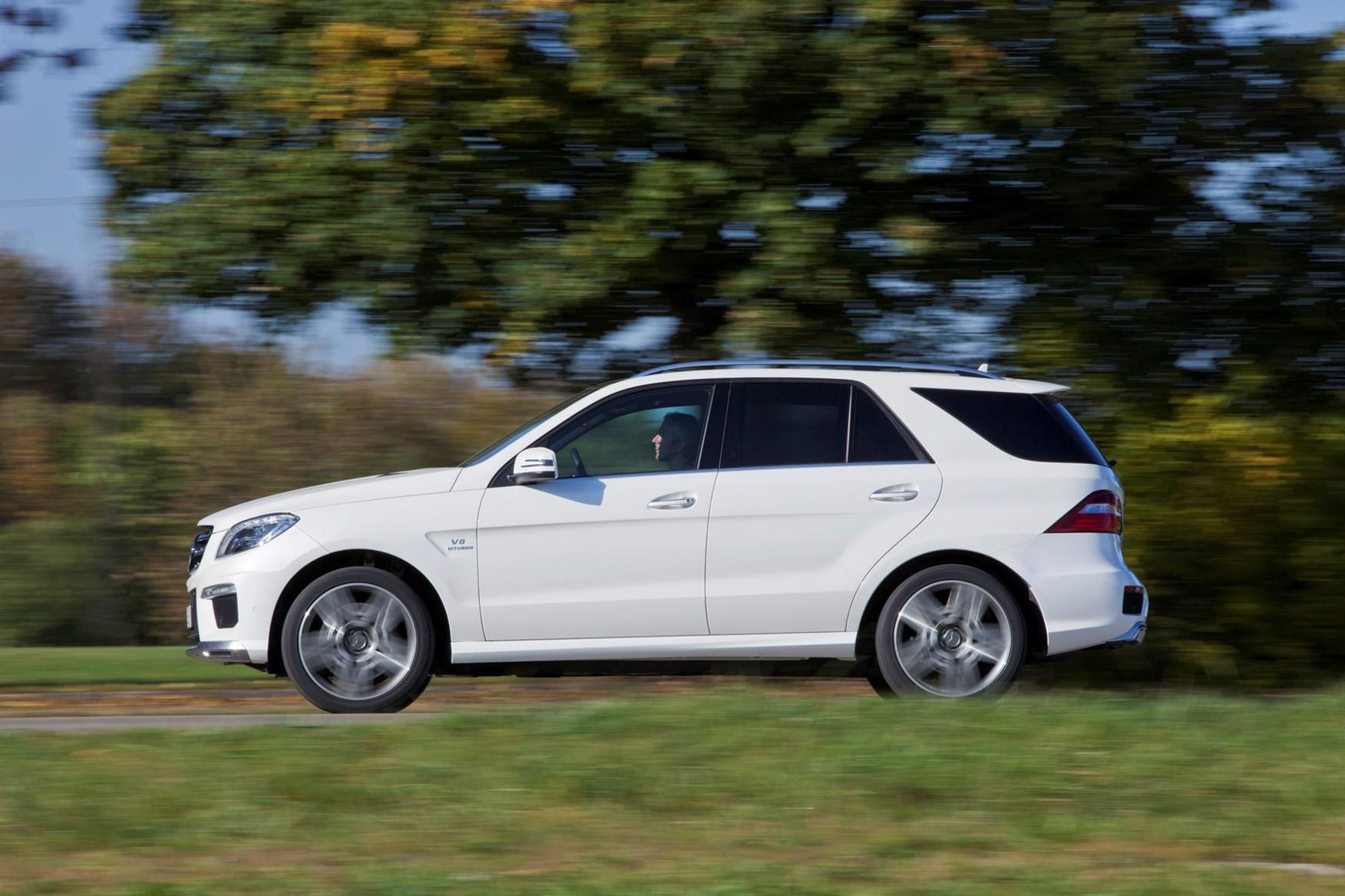Mercedes Benz M Class Amg Review 2012 2015 Parkers