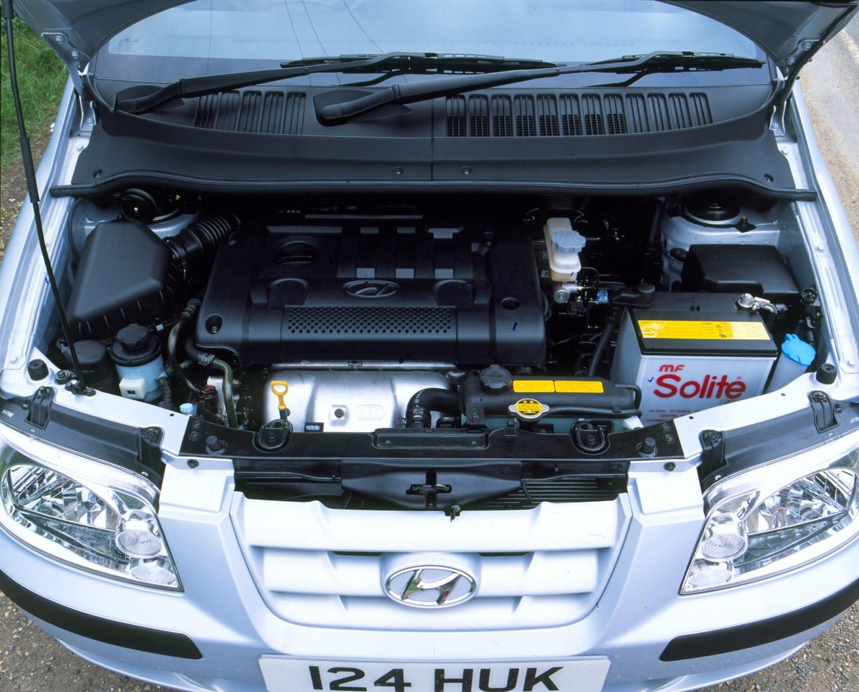 Hyundai hyundai matrix : Hyundai Matrix Estate Review (2001 - 2010) | Parkers