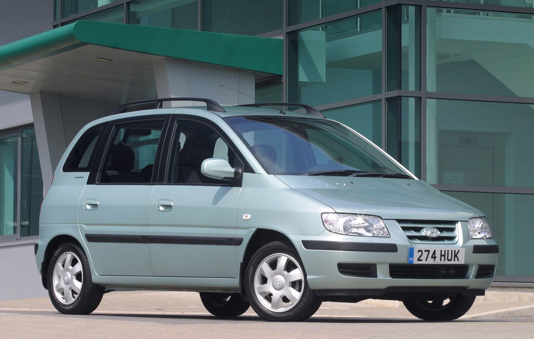 Cars For Sale Tucson >> Hyundai Matrix Estate Review (2001 - 2010) | Parkers