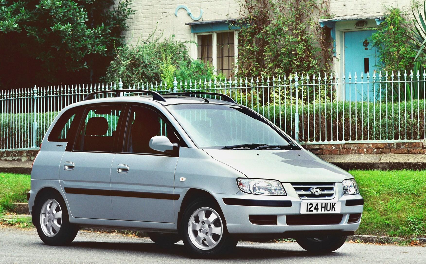 Hyundai hyundai matrix : Hyundai Matrix Estate Review (2001 - 2010)   Parkers