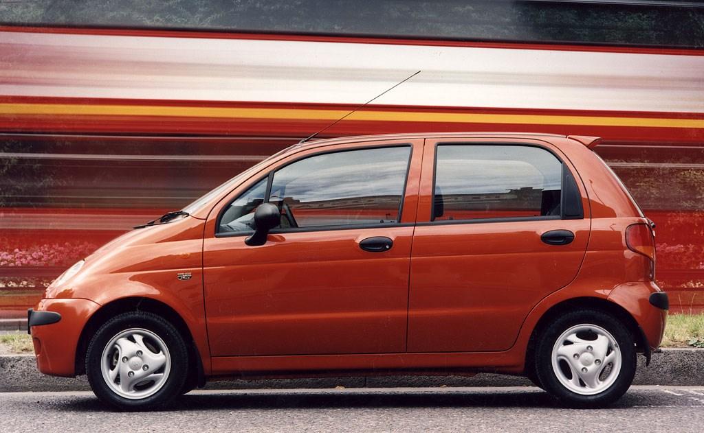 Daewoo Matiz Hatchback Review (1998 - 2005) | Parkers