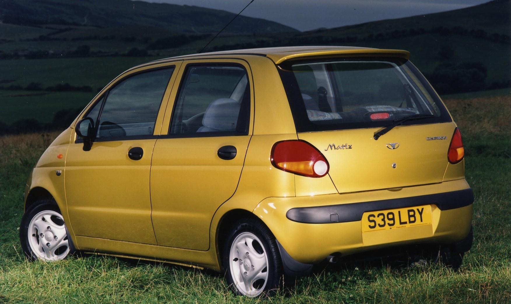 Audi For Sale >> Daewoo Matiz Hatchback (1998 - 2005) Rivals | Parkers