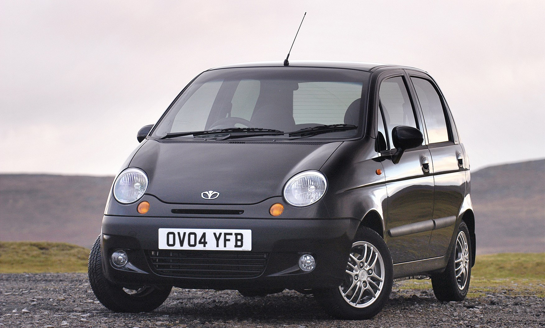 Honda Civic Coupe For Sale >> Daewoo Matiz Hatchback Review (1998 - 2005) | Parkers