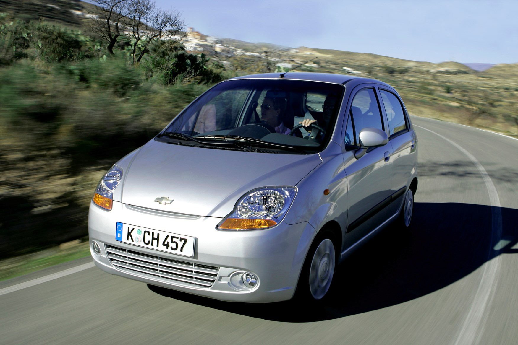 Chevrolet Matiz Hatchback Review 2005 2009 Parkers Manual How Much Is It To Insure