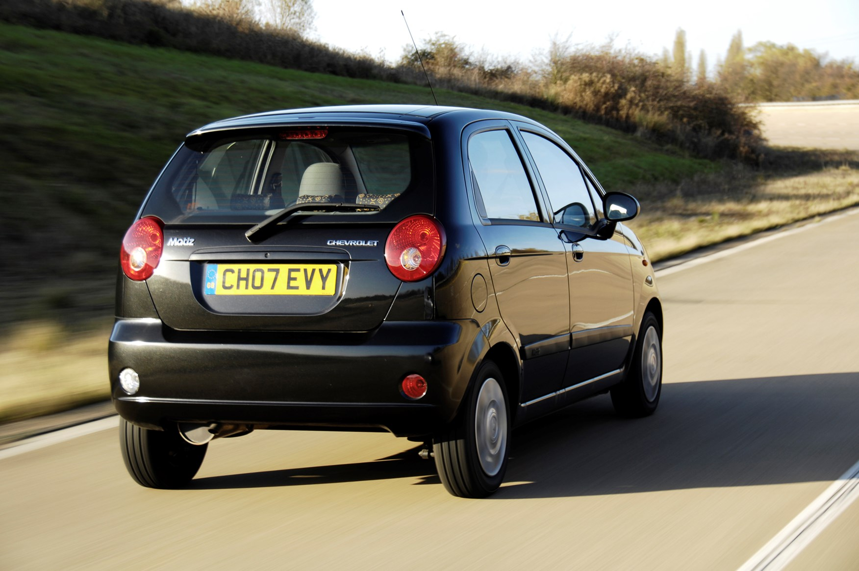 Used Chevrolet Matiz Hatchback (2005 - 2009) Interior | Parkers