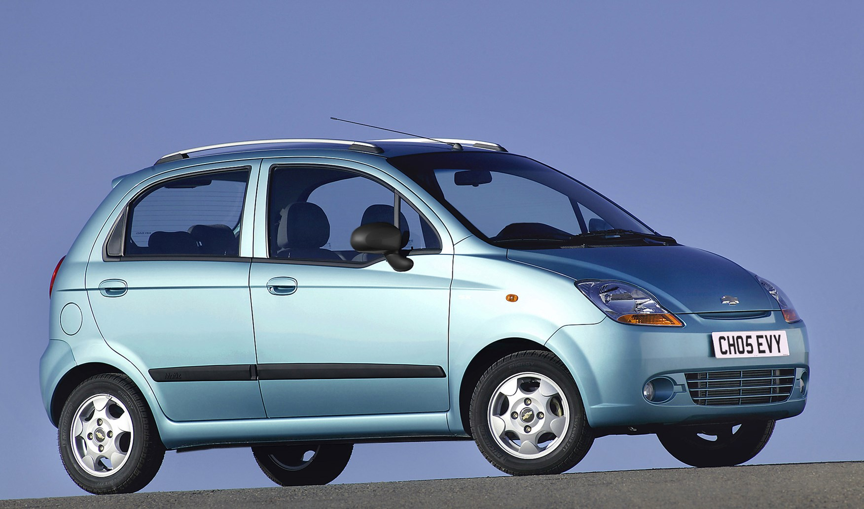 Chevrolet Matiz Hatchback Review (2005 - 2009) | Parkers