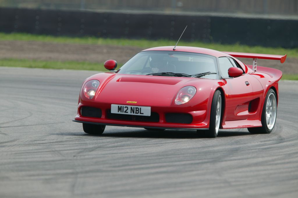 Noble M12 Coup Review 2003 2011 Parkers
