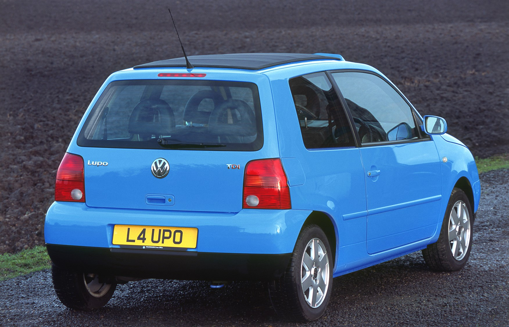 Volkswagen lupo hatchback 1999 2005 buying and selling parkers fandeluxe Gallery