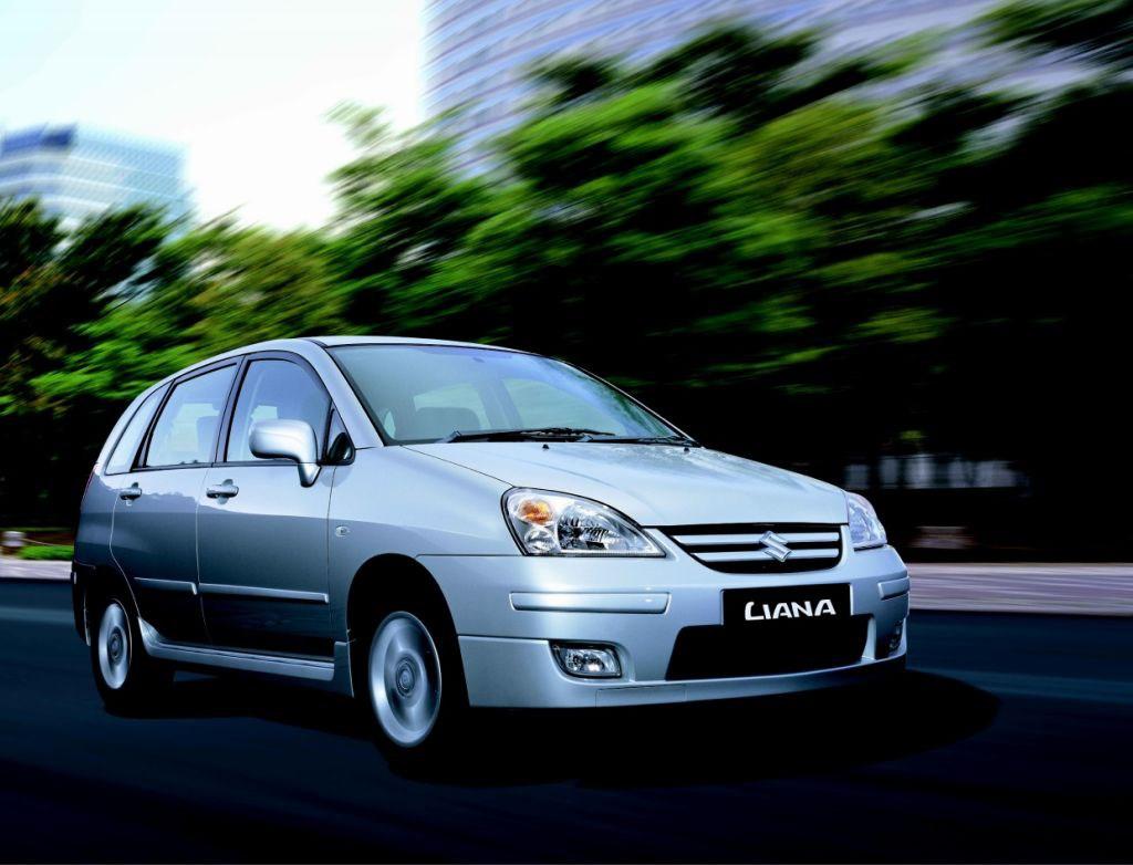 Suzuki Liana Service Intervals