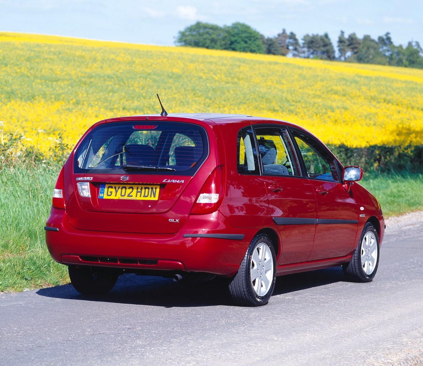 Suzuki Liana Hatchback Review (2001 - 2007)