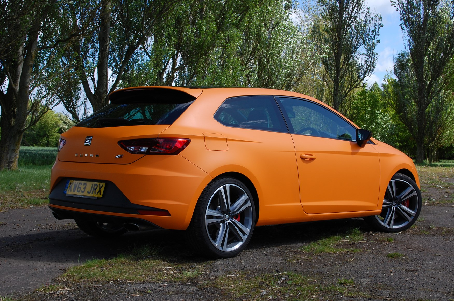 seat leon cupra 2014 2016 rivals parkers. Black Bedroom Furniture Sets. Home Design Ideas