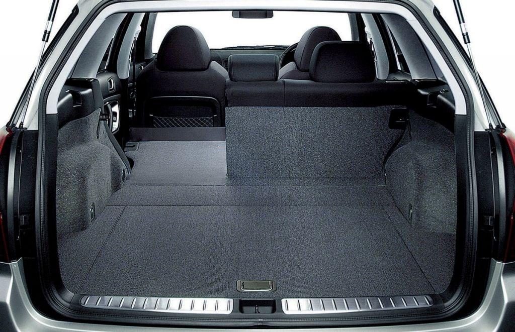 Used Car Checklist >> Subaru Legacy Sports Tourer (2003 - 2009) Running Costs ...