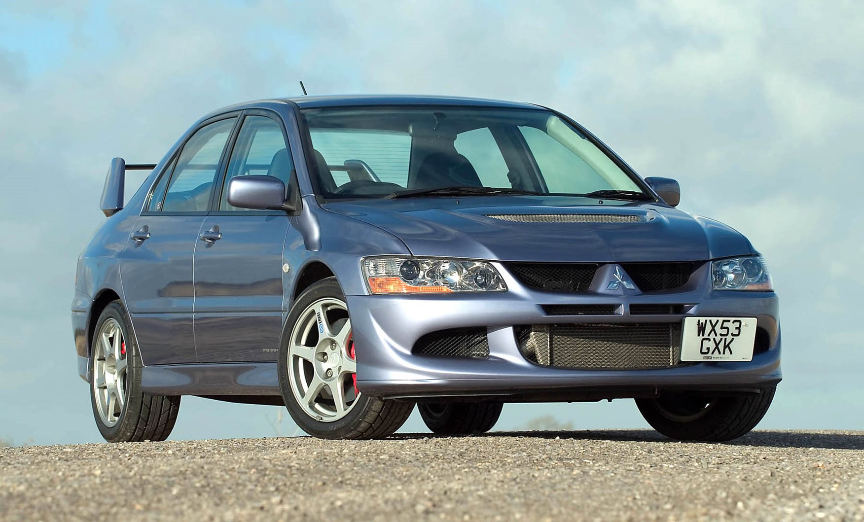 Mitsubishi Lancer Evo Viii Review 2003 2005 Parkers 2015 Eclipse Efficiency And Velocity Best Auto Insurance How Much Is It To Insure