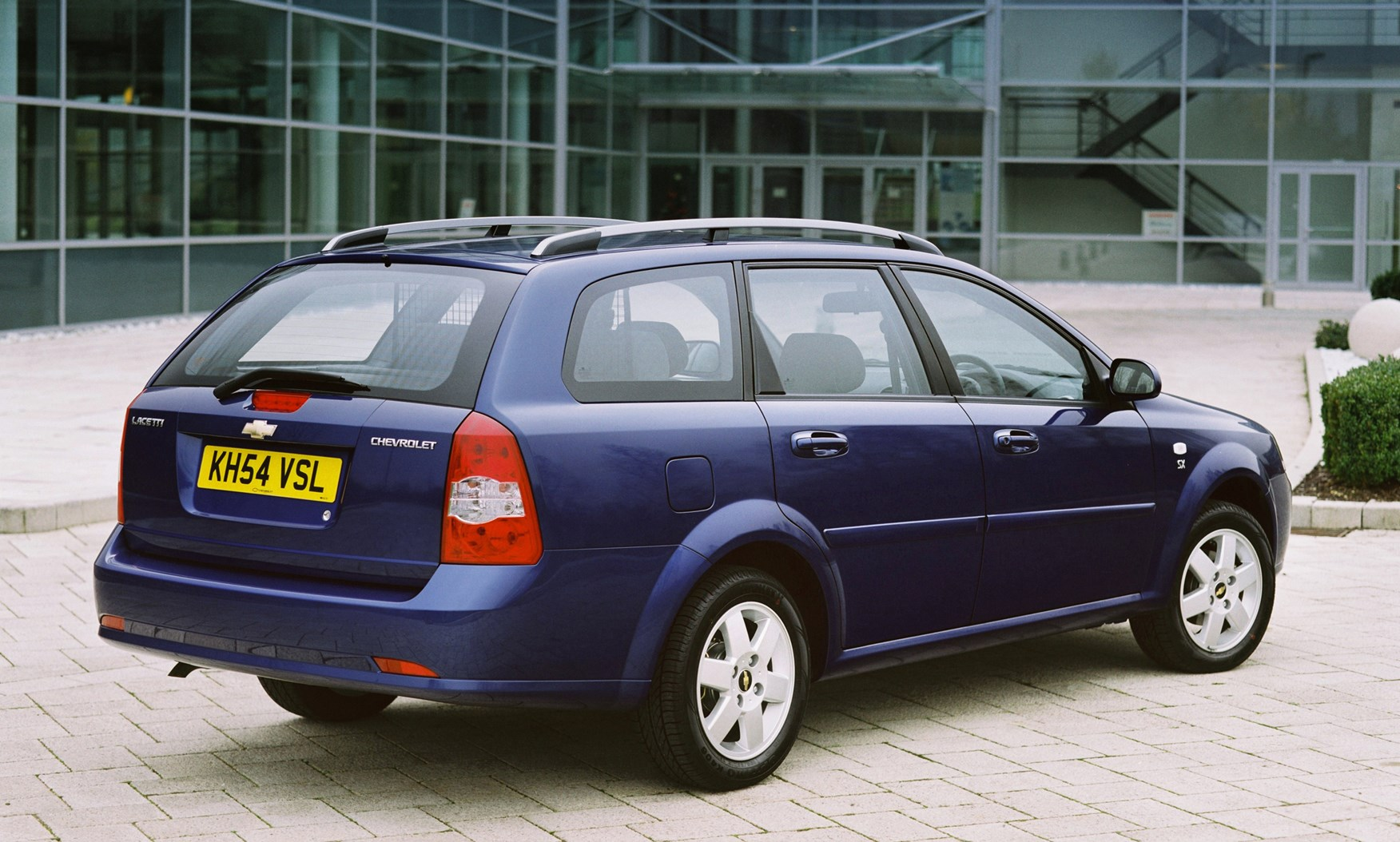 Used Chevrolet Lacetti Station Wagon (2005 - 2011) Review ...