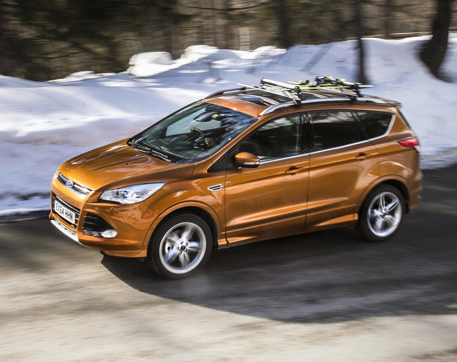 Ford Kuga Suv Review Parkers