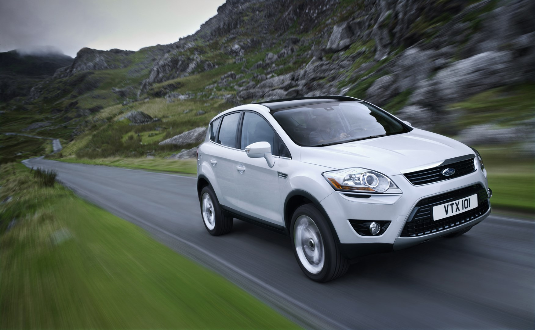 Car Ford Kuga: reviews of owners, specifications and features 3