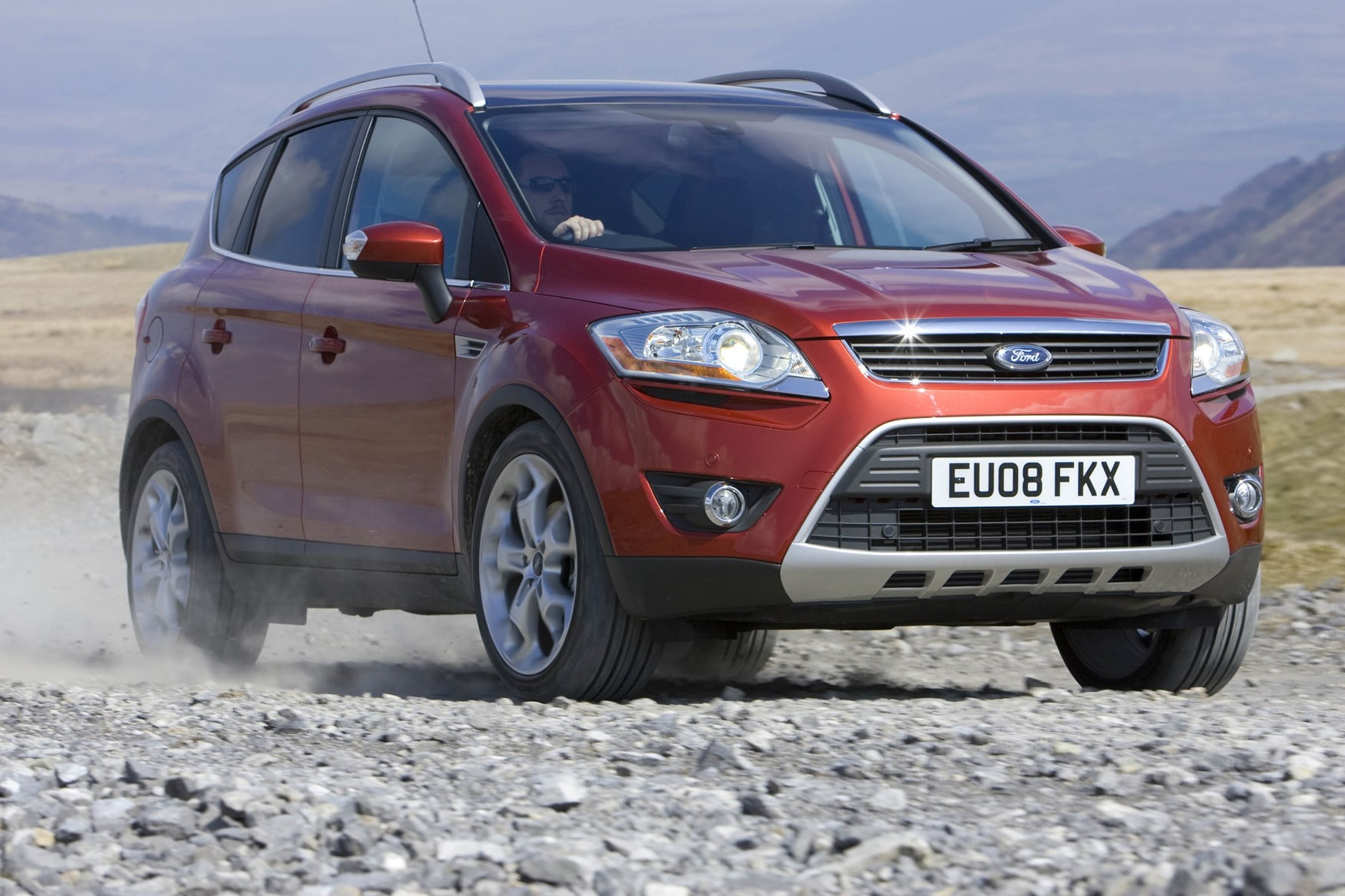 Car Ford Kuga: reviews of owners, specifications and features 82