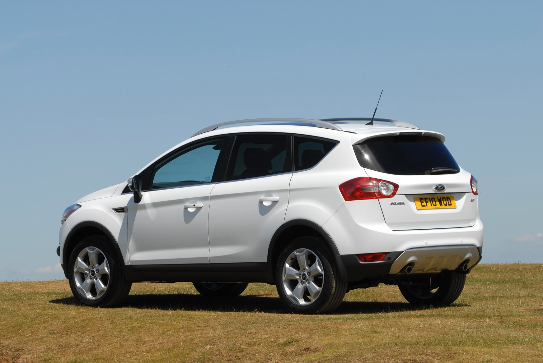 Car Ford Kuga: reviews of owners, specifications and features 1