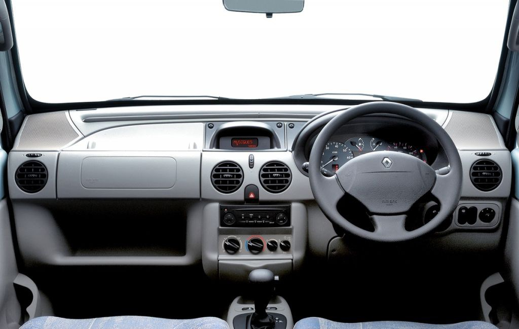 Renault Kangoo Estate (1999 - 2008) Features, Equipment and ...