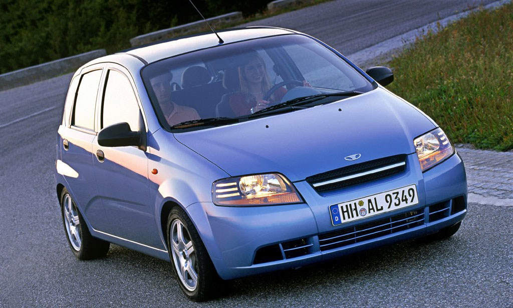 Daewoo Kalos Hatchback Review 2003 2005 Parkers