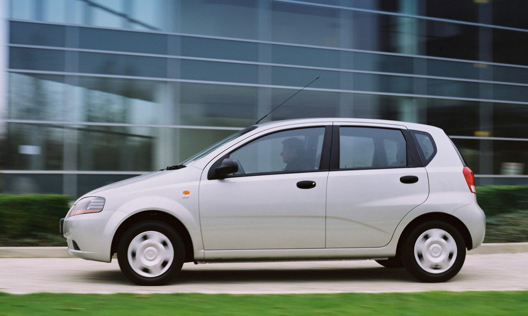 Chevrolet Kalos Hatchback Review (2005 - 2008)   Parkers