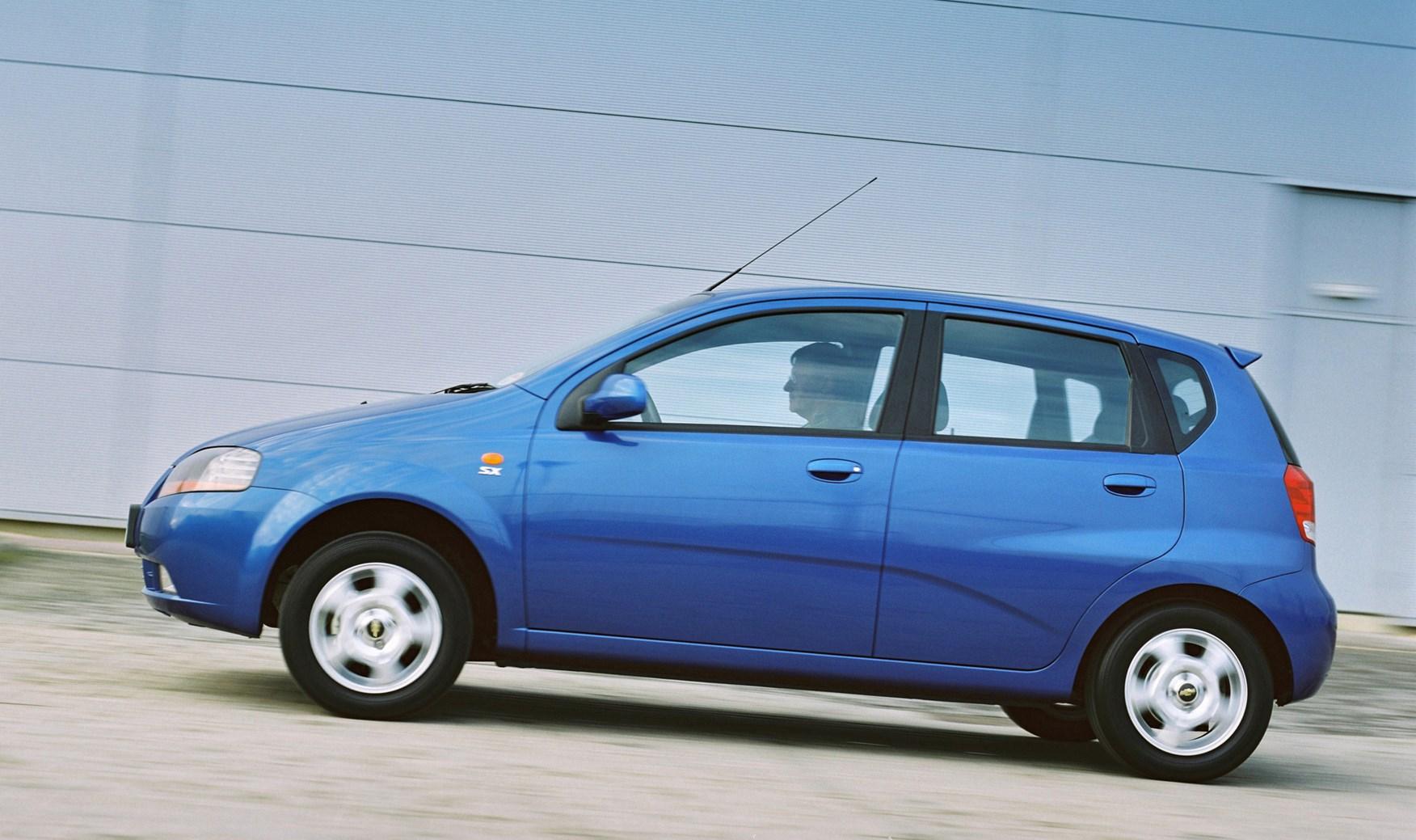 Chevrolet Kalos Hatchback Review (2005  2008) Parkers