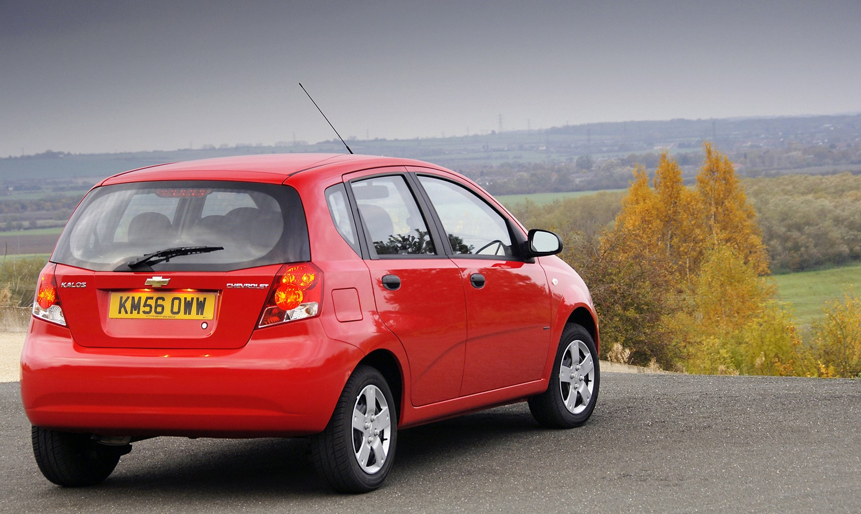 Chevrolet Kalos Hatchback Review (2005 - 2008) | Parkers