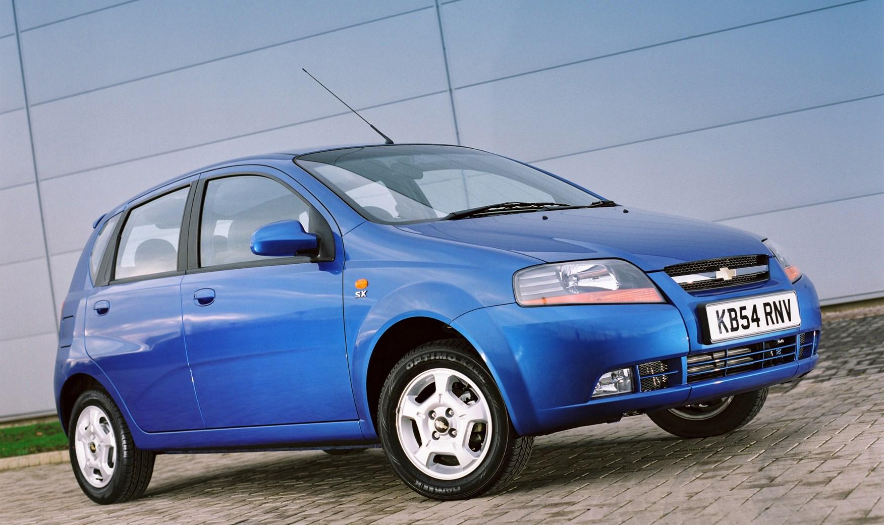 Chevrolet Kalos Hatchback Review (2005 - 2008) | Parkers