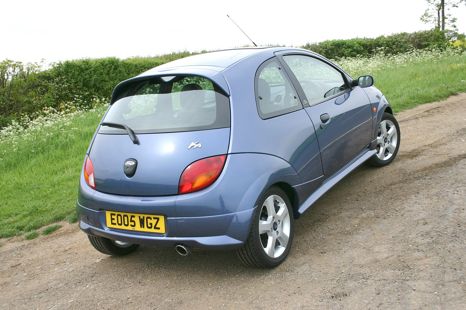 Ford Edge Used >> Ford Ka Hatchback Review (1996 - 2008) | Parkers