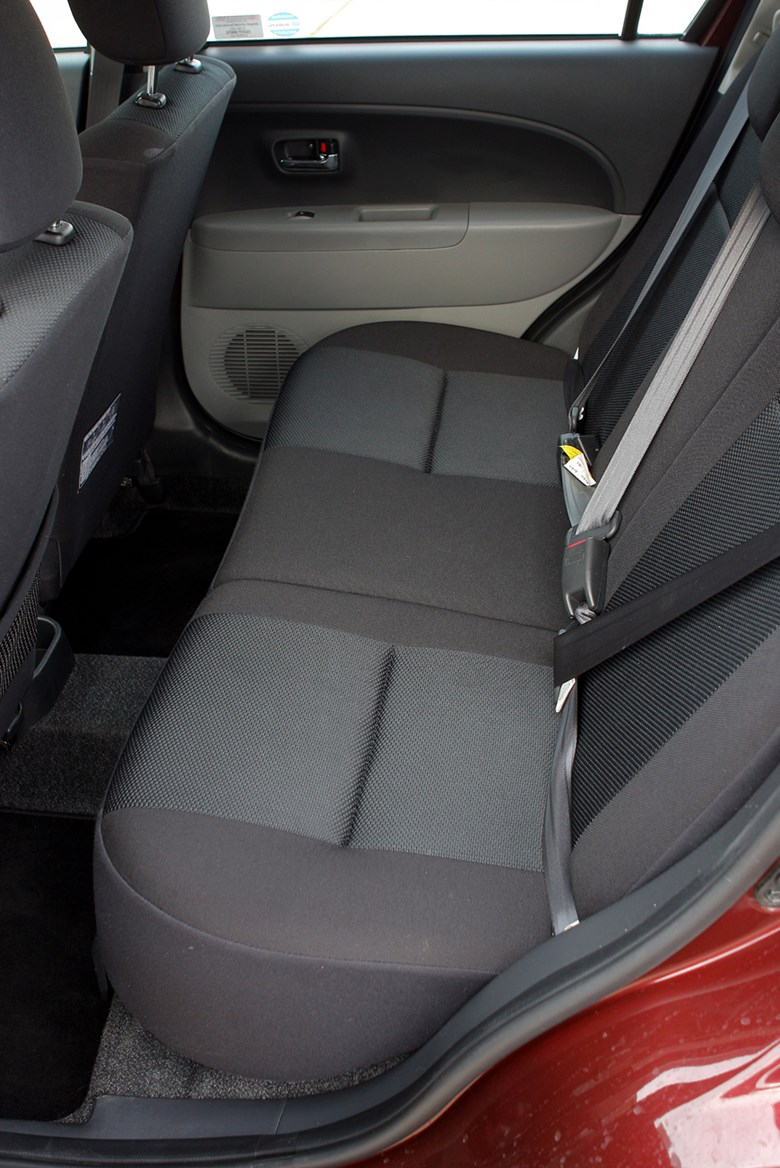 Used Subaru Justy Hatchback (2007 - 2009) Review  Parkers