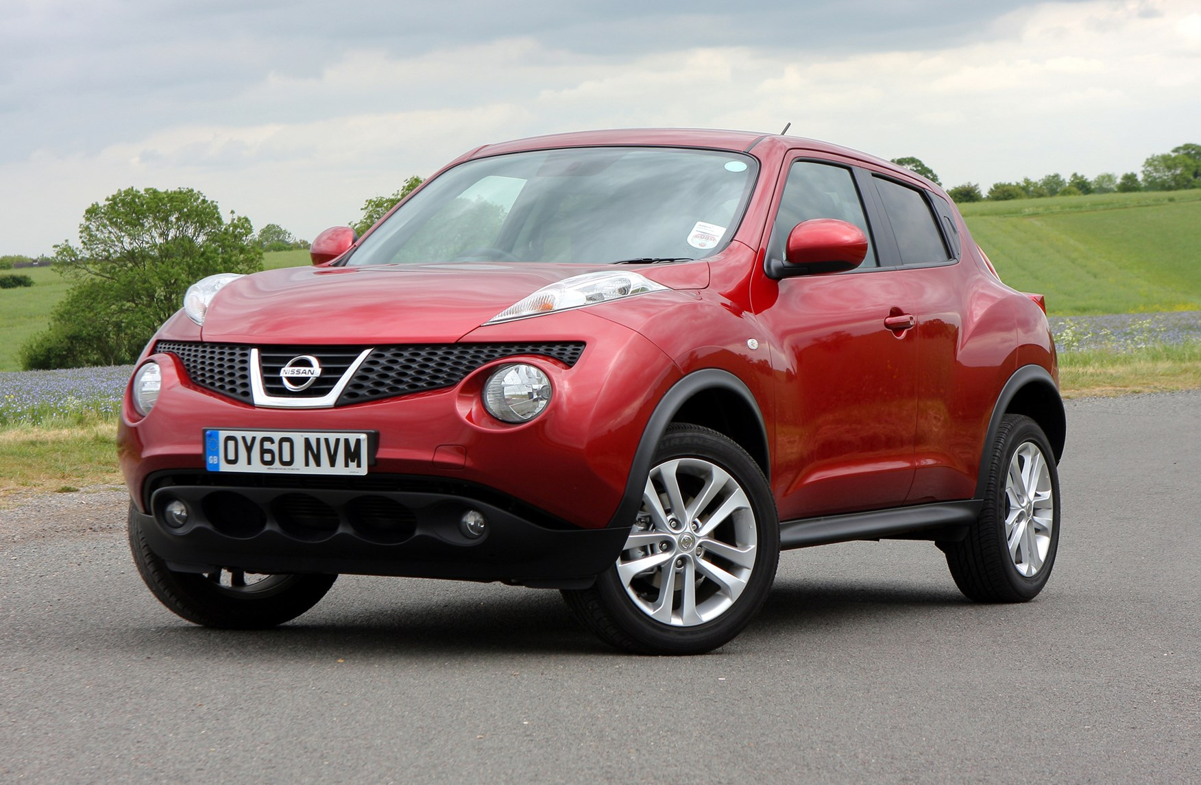 nissan juke suv review parkers. Black Bedroom Furniture Sets. Home Design Ideas