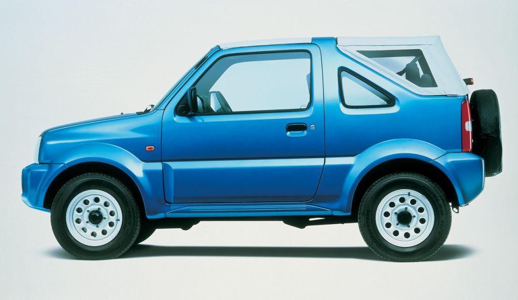 Suzuki Vitara Convertible Review