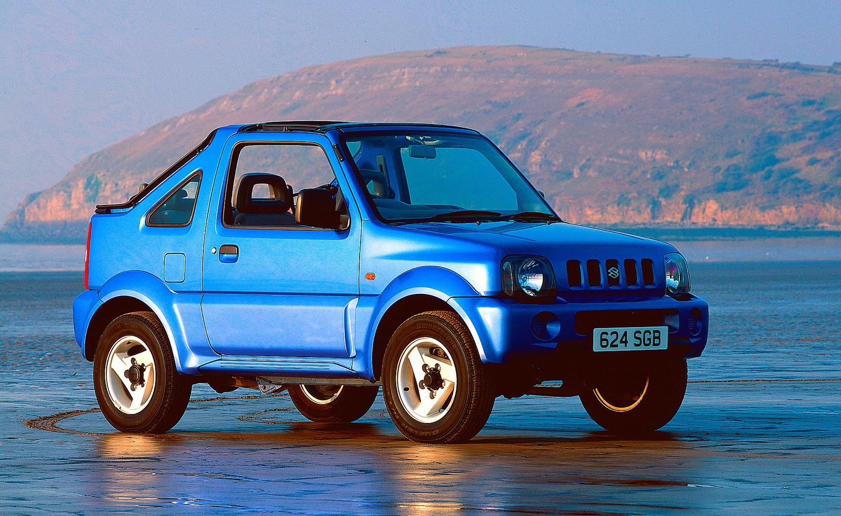 Suzuki Convertible X For Sale