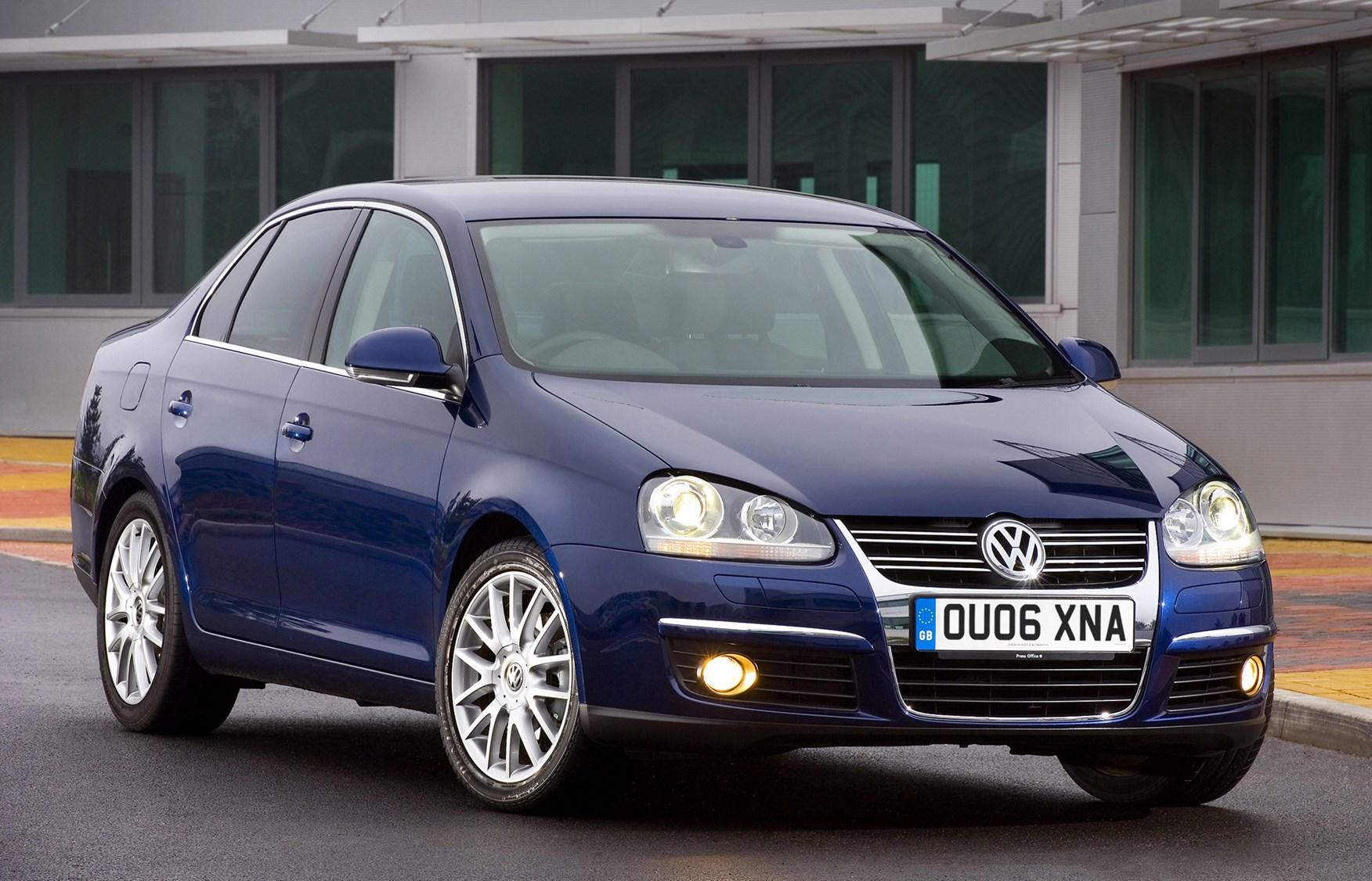 Volkswagen Jetta Saloon Review  2006