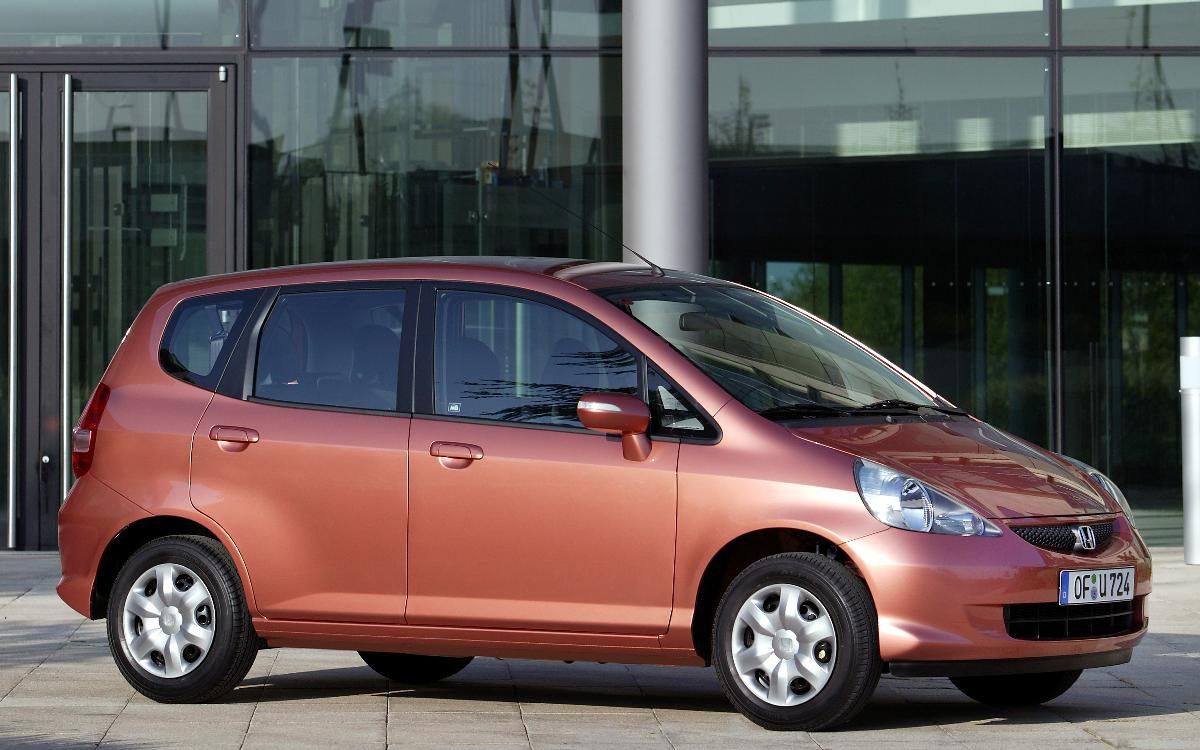 Honda Jazz Hatchback 2002 2008 Features Equipment And