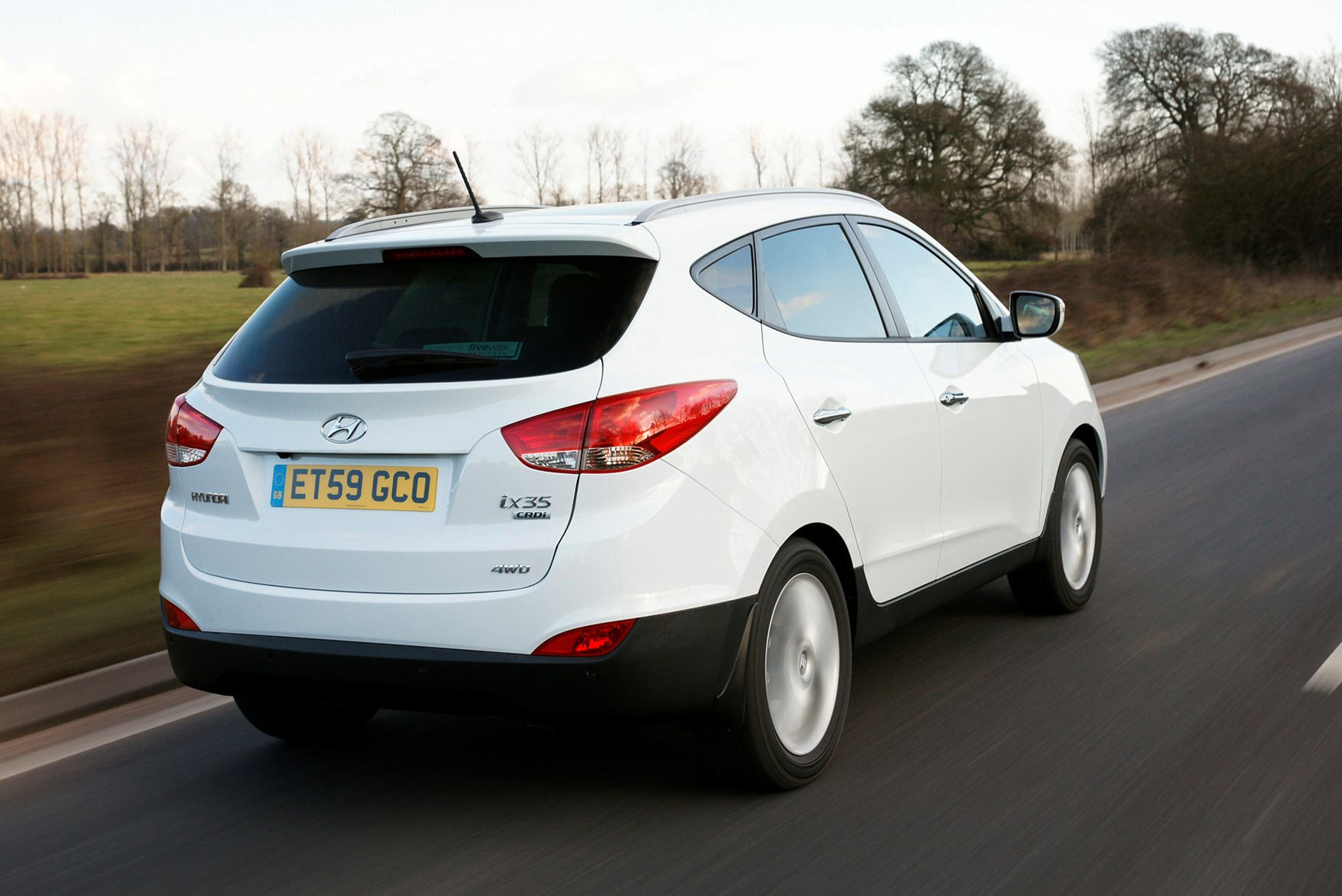 Car Hyundai X35: technical characteristics, owners reviews, photo